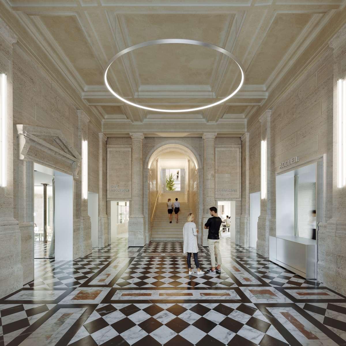 Chambre des Notaires de Paris – Atelier Novembre
